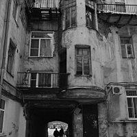 """В """"старом"""" городе. :: Александр Строков"""