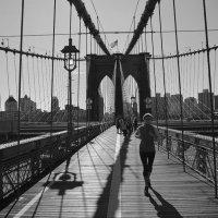 Бруклинский мост :: Дмитрий Муромцев