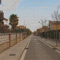 Частный сектор в одном испанском городке :: Olga Kudryashova
