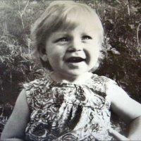 Оленька. 1958 год :: Нина Корешкова