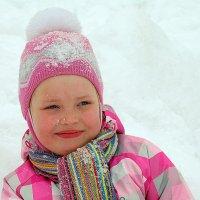 Снегурочка... - из Берёзовки ))) :: Владимир Хиль