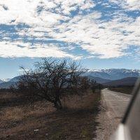 Кавказ... :: Daniel Woloschin