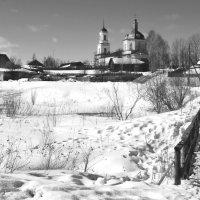 Хорошо зимой в деревне ! :: Александр Архипкин