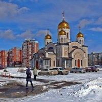 В Самаре - весна :: Александр Алексеев