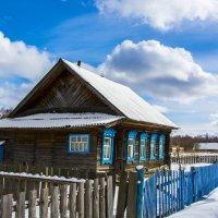 Домик в деревне :: Андрей Миронов