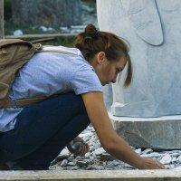 Время собирать камни :: Дмитрий Костоусов