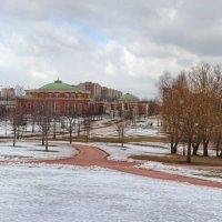 Мартовский снег :: Константин