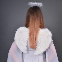 Белый и чёрный ангел :: Алёна Васильева