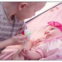Младенец 2 :: Дмитрий Макаричев