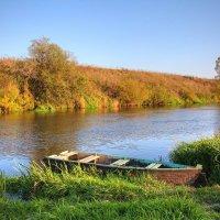Лодка :: Константин