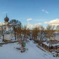 Весенняя панорама. :: Виктор Грузнов