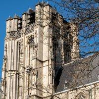 Башня одного из соборов :: Witalij Loewin