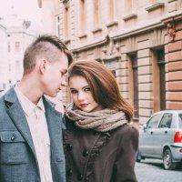 Love-story Вика и Саша :: Валентина Некрасова