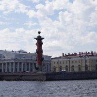 Расстральная колонна (старый маяк давно ушедшей эпохи) :: григорий Будаш