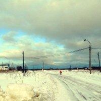 Рано утром на работу :: Николай Туркин