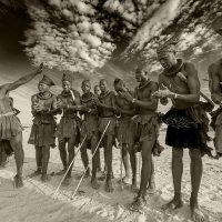 Под африканским небом :: Андрей Артамонов (artamonoff2009)
