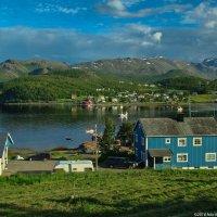 Северная Норвегия. Жизнь на берегу. :: Надежда Лаптева