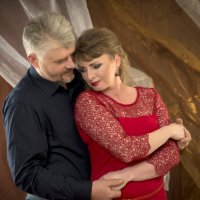 Алена и Виктор - 4 :: Алексей Куст