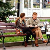 Весна на Приморском бульваре :: Кай-8 (Ярослав) Забелин