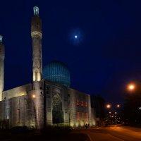 Татарская мечеть :: Наталья Левина