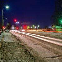 Зелёный свет светофора. :: Виктор Евстратов