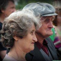 Всю жизнь вместе... :: Андрей Заломленков