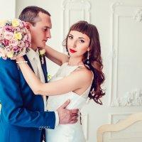 История любви Ирины и Андрея :: Лена Тарасова