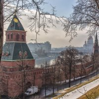 Московский Кремль. Фото 2. :: Вячеслав Касаткин
