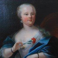 Lisiewski Christian Friedrich Reinhold (1725-1794). :: Людмила Ларина