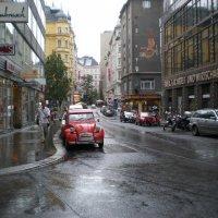 .Вена... Дождь... :: Алёна Савина