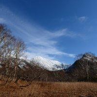 Осень в горах. :: Валерий Давыдов