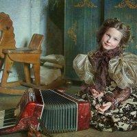 Кукла Соня :: Elena Fokina