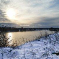 Зима не сдается :: Sage Ekchard