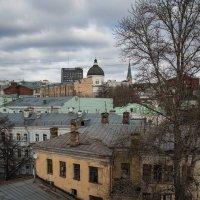 Московские крыши 1 :: Александр Зайцев
