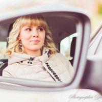 красивый водитель :: Yana Odintsova