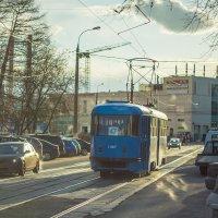 Март в Москве :: Игорь Герман