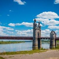 """Открытка """"Мост Королевы Луизы"""" :: Игорь Вишняков"""