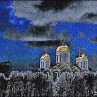 УСПЕНСКИЙ СОБОР г.ВЛАДИМИРА :: Валерий Викторович РОГАНОВ-АРЫССКИЙ
