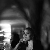 Alexndra dreaming.. :: Daniel Goldberg