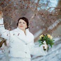 Свадьба зимой :: марина алексеева