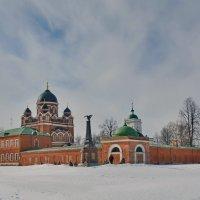 Спасо-Бородинский монастырь :: Анастасия Смирнова