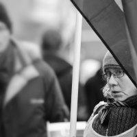 На митинге :: Ирина Бруй