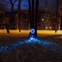 Прилет странника из Андромеды :: Oleg
