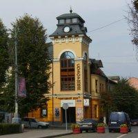 Торговый  дом  в  Черновцах :: Андрей  Васильевич Коляскин