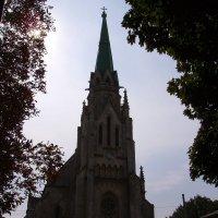 Римо - католический  храм  в  Черновцах :: Андрей  Васильевич Коляскин