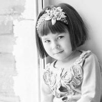 Портрет девочки... :: игорь козельцев