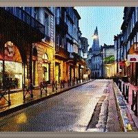 Краски вечернего города :: Лидия (naum.lidiya)
