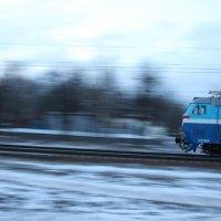 Поезд :: Николай П
