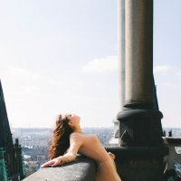 Фотосъемка прекрасной Альбины :: Валентина Некрасова
