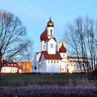 Весенний храм :: Леонид Соболев